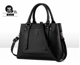 Simple Women Leather Shoulder Bags Fashion New Large Tote Bags K116-1 - $38.00