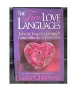 The Five Love Languages - $5.00