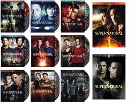 Supernatural ~ Complete Seasons 1-11 on DVD (Fr... - $139.95