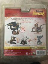 Warrior Dragon McFarlane Dragons Fall Of The Kingdom Figure New Sealed Series 7 image 4