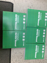 2000 CHEVY S-10 S10 Blazer Jimmy Envoy Sonoma Service Shop Repair Manual SET NEW - $435.55