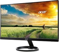 Acer R240HY bidx 23.8-Inch IPS HDMI DVI VGA (1920 x 1080) Widescreen Monitor,Bla - $200.00