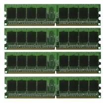 4GB (4x1GB) Desktop Memory PC2-5300 DDR2-667 for Dell Vostro 410 - $12.21