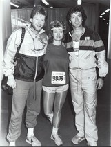Dean Butler / Mary Hart - professional celebrity photo 1987 - $6.85