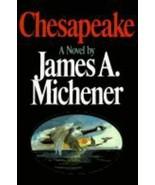 BRAND NEW Chesapeake Michener, James A. Hardcover - $84.15