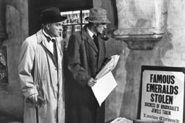 Basil Rathbone The Adventures Of Sherlock Holmes 18x24 Poster - $23.99