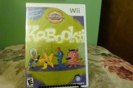 Cranium Kabookii (Nintendo Wii, 2007) Brand New Sealed - $11.87