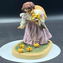 1987 HAMILTON GIFTS MAUD HUMPHREY figurine sculpture statue little chick... - $24.70