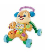 Fisher-Price Laugh and Learn Smart Stages Learn With Puppy Walker - $29.69
