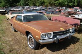 1971 American Motors Gremlin junkyard 24X36 inch poster, muscle car, cla... - $18.99