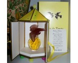 RARE Nina Ricci L'Air du Temps Perfume~Purple Doves Lalique Bottle~Sealed~MIB