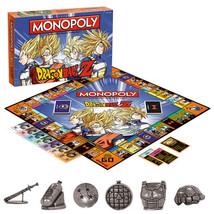 Dragon Ball Z Monopoly - $54.00