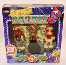 Marvel Comics Spider-Man & Mary Jane Holiday Special Limited Edition Toy... - $24.99
