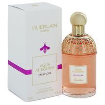 Aqua Allegoria Passiflora by Guerlain Eau De Toilette Spray 4.2 oz - $46.28
