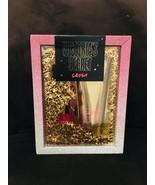 New Sealed Victoria's Secret Crush Fragrance Mini Mist + Lotion Gift Set - $20.19