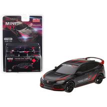 Honda Civic Type R (FK8) Black Customer Racing Study U.S.A. Limited Edit... - $18.71