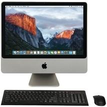 "Apple Certified Refurbished iMac A1224 20"" Desktop - MA876LL/A (August, ... - $593.01"