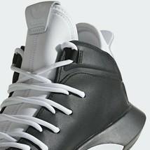 Adidas Fou 1 Adv AQ0321 Hommes Taille 13.0 Noir Blanc Neuf Rare Confortable - $118.63