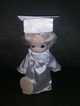 Precious Moments On Doll Stand Vintage 1997 With Tags - $23.74