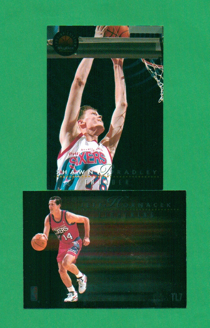 Primary image for 1993/94 SkyBox Basketball Thunder And Lightning TL7