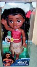 """Disney MOANA Adventure Doll 13""""H New - $17.88"""