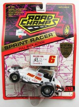 Jim Nace Sprint Car Diecast Dirt Racing 1994 Fast Tees Road Champs Toy NEW - $34.55