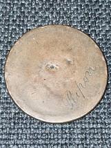 Antique Great Britain  Love Token Coin Aiskew & Ripon - $18.69