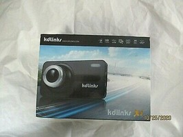 Kdlinks x1 Full HD 1920 x 1080 165 Wide Angle GPS Car Camcorder New In Box - $158.39