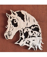 Horse Head wooden plaque gift for the Equestrian - $45.00