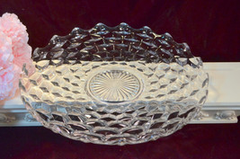 Fostoria Glass American Crystal Large Cake Plat... - $59.99