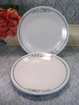 Corelle Corning Ware Rosemarie Bread Dessert Plate, Set Six, Vintage Mid... - $28.99