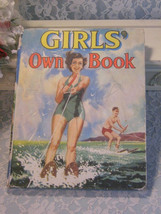 Vintage Childrens Girls Own Book, Collins of London 1961, Short Stories - $19.99