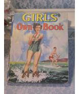 Vintage Childrens Girls Own Book, Collins of London 1961, Short Stories - $19.99