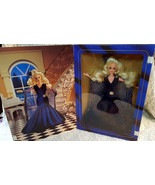 Sapphire Dream Barbie Doll Society Style Collection Limited Edition 1995... - $49.99