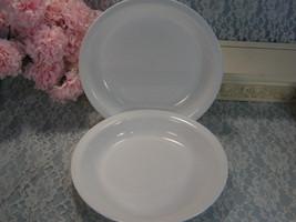Corning Ware Corelle Winter Frost White Pie Pan, Vintage Pyroceram Corel... - $27.99