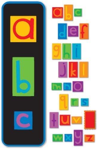 Sizzix Alphabars Vowel Play Alphabet Set 38-1092