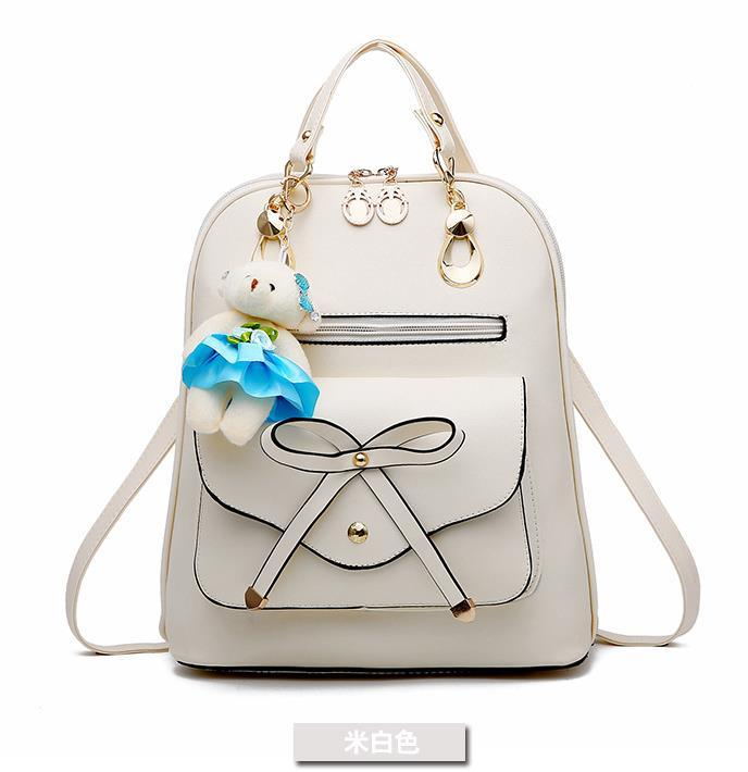 Free Shipping Mixed Color School Backpacks Bookbags Medium Backpacks H126-5 image 10