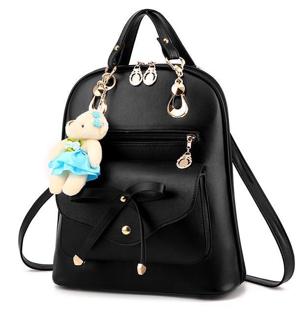 Free Shipping Mixed Color School Backpacks Bookbags Medium Backpacks H126-5 image 11