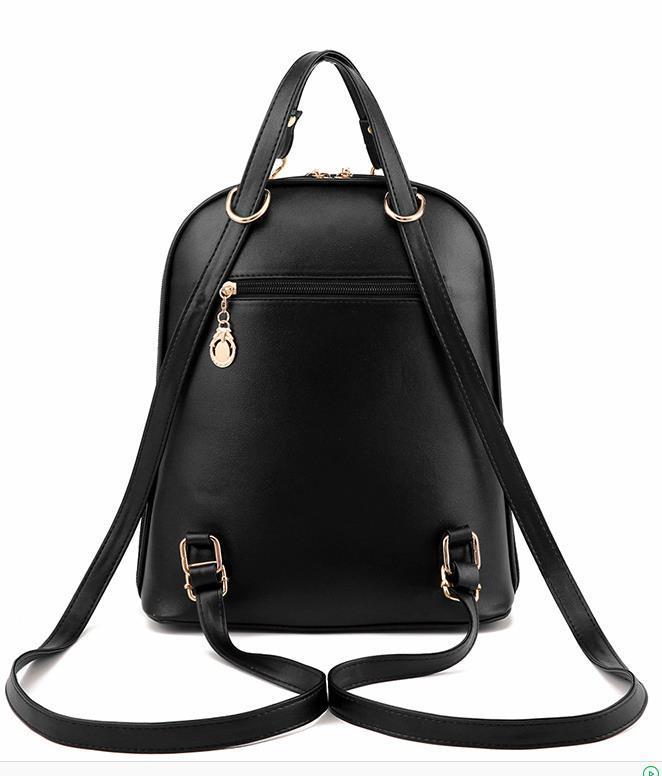Free Shipping Mixed Color School Backpacks Bookbags Medium Backpacks H126-5 image 13