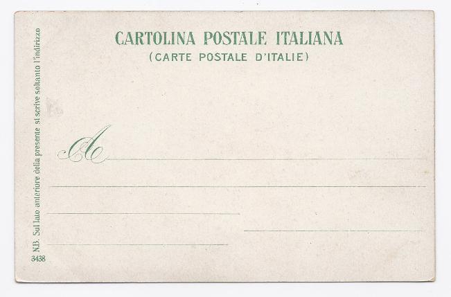 c1920 - Garibaldi Plaza in Naples, Italy - Unused