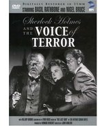 Sherlock Holmes and the Voice of Terror (DVD, 2003, ... - $13.99