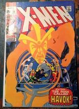 X-Men # 58 VG Very Good Marvel Comics - $69.99