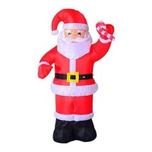 8ft Indoor/Outdoor LED Inflatable Holiday Chris... - $76.51
