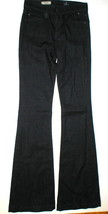 New Womens $235 25 AG Jeans NWT Designer The Janis High Waist Flare Dark... - $159.20