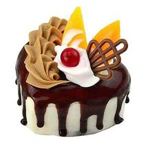 Black Temptation Set of 2 Artificial Cake Lifelike Cake Model Fake Cake,... - $14.35