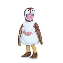 Ste Blanc Chouette Effraie Ventre Bébés Enfant Bébé Déguisement Hallowee... - $31.10