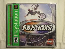 MATT HOFFMAN'S PRO BMX FOR PS1--BRAND NEW!!!!! - $24.99