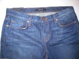 New J Brand Jeans Dark Womens NWT Aidan Slouchy Boy Jean 29 Ringer image 3