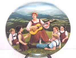Sound of Music Collector Plate Do-Re-Mi Bradfor... - $24.95