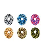 Camouflage Camo Print Hunting Outdoor Circle Loop Infinity Scarf Multi Color - €5,88 EUR